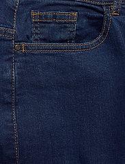 Zizzi - Jeans Bootcut Plus Size High Waist Flared - bootcut jeans - dark blue - 2