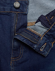 Zizzi - Jeans Bootcut Plus Size High Waist Flared - bootcut jeans - dark blue - 3