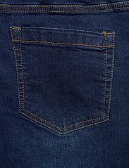Zizzi - Jeans Bootcut Plus Size High Waist Flared - bootcut jeans - dark blue - 4