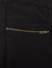 Zizzi - Trousers Plus Size Slim Fit Stretch - slim fit bukser - black - 2