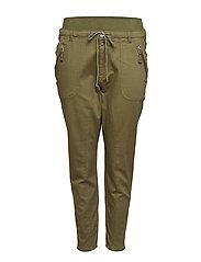 PANTS, LONG - GREEN