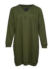 MGUNVUR, L/S, DRESS - ARMY