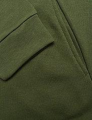 Zizzi - MGUNVUR, L/S, DRESS - lyhyet mekot - army - 3