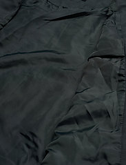 Zizzi - Faux Suede Jacket Plus Size Zipper Collar - lichte jassen - green - 8