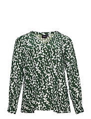 MMAPLE, L/S, TOP - GREEN