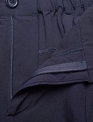 Zizzi - MABHI, SHORTS - bermudas - dark blue - 3