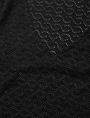 Zizzi - MANNE, S/S, KNEE DRESS - sommerkjoler - black - 3