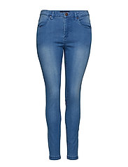 Jeans, long, AMY, super slim - LIGHT BLUE