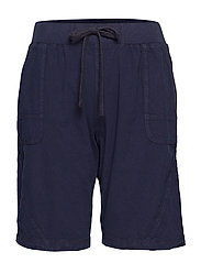Shorts, above knee - DARK BLUE