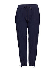 MMARRAKESH, LONG, PANT - DARK BLUE