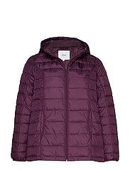 Jacket, long sleeve - PURPLE