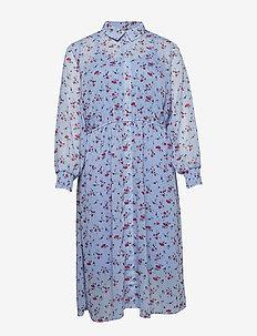 XOANNA, MAXI DRESS - paitamekot - light blue