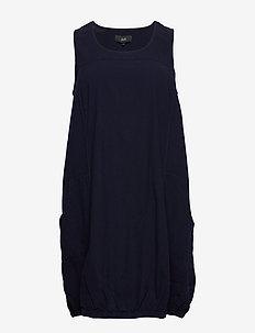 JHANNA, S/L, DRESS - korte kjoler - dark blue