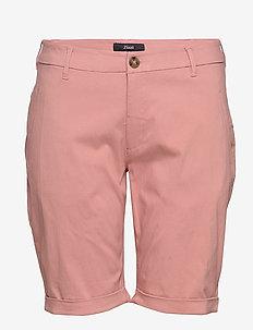 JISABELLA, SHORT - chino shorts - rose