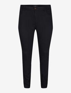 Jeans Long, Nille ex. slim - BLACK