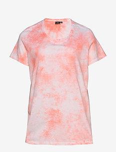 MSADIE, S/S, T-SHIRT - t-shirts - pink