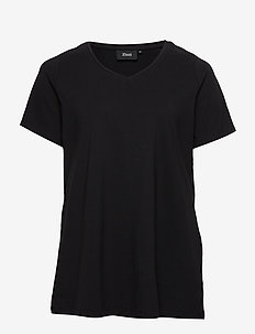 S/S T-SHIRT NOOS - basic t-shirts - black