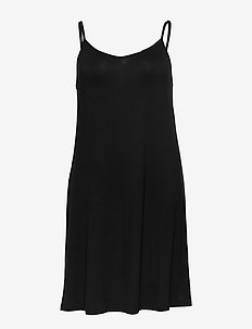 MILLE, S/L, ABK UNDERDRESS - bodies & slips - black