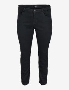 Jeans, Long, EMILY, slim fit - BLACK