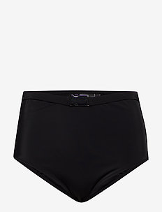 STRIS, HW, BUCKLE BRIEF - bikinialaosat - black