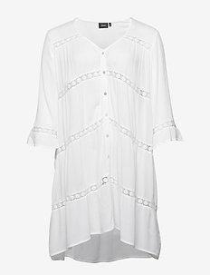STREASURE, BEACH DRESS - strandtøy - white