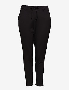 ZMaddison, cropped, pant - casual trousers - black