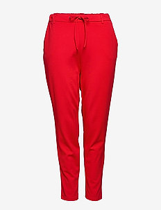ZMaddison, cropped, pant - RED