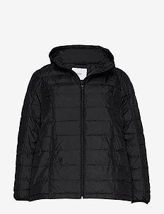 Jacket, long sleeve - BLACK