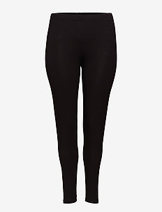 Leggings, Long - BLACK