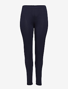 Leggings, Long - DARK BLUE