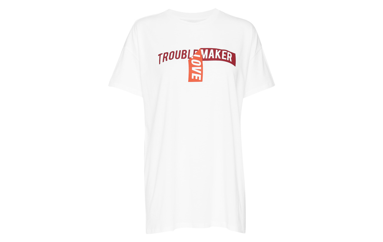 T Zoe Coton White Boyfriend Karssen Optical 50 Modale Fit shirt 11W4pUwRv
