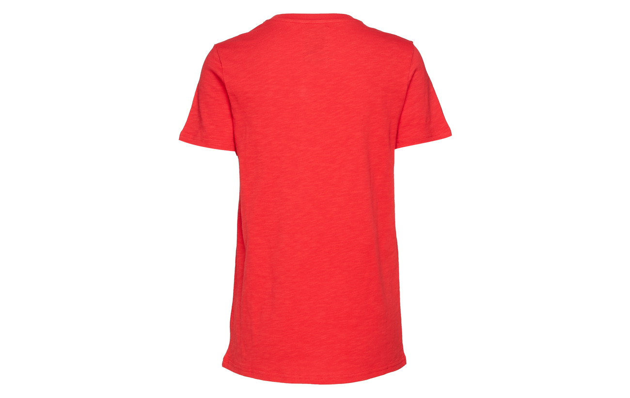 Coton Cherry 100 Karssen Loose Fit Zoe T shirt CgRfwCq0