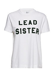 LEAD SISTER - OPTICAL WHITE