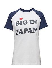 BIG IN JAPAN - OPTICAL WHITE