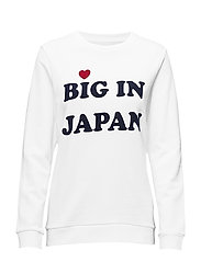 BIG IN JAPAN - OPTICAL WHITE