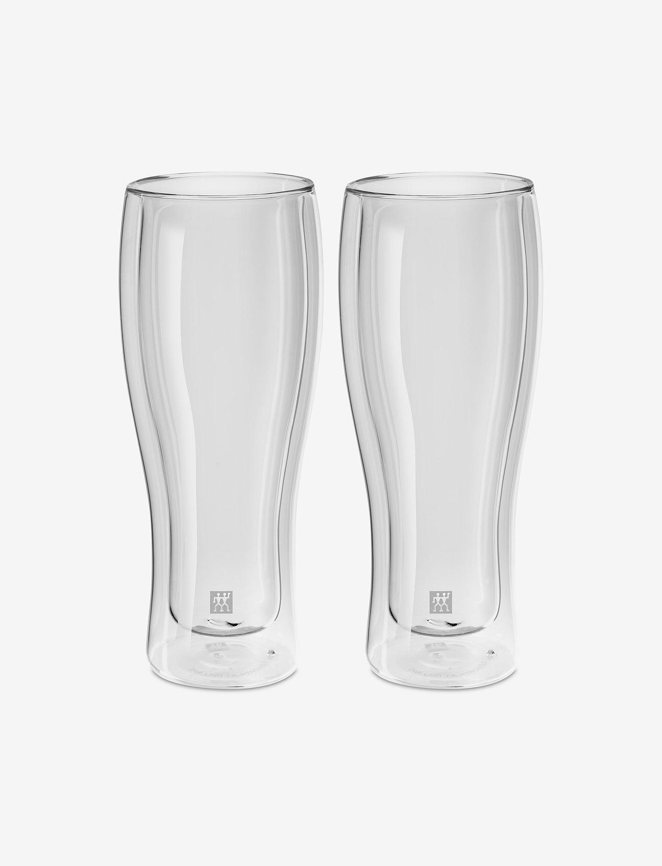 Zwilling - Beer glass set - Ølglass - transparent - 0