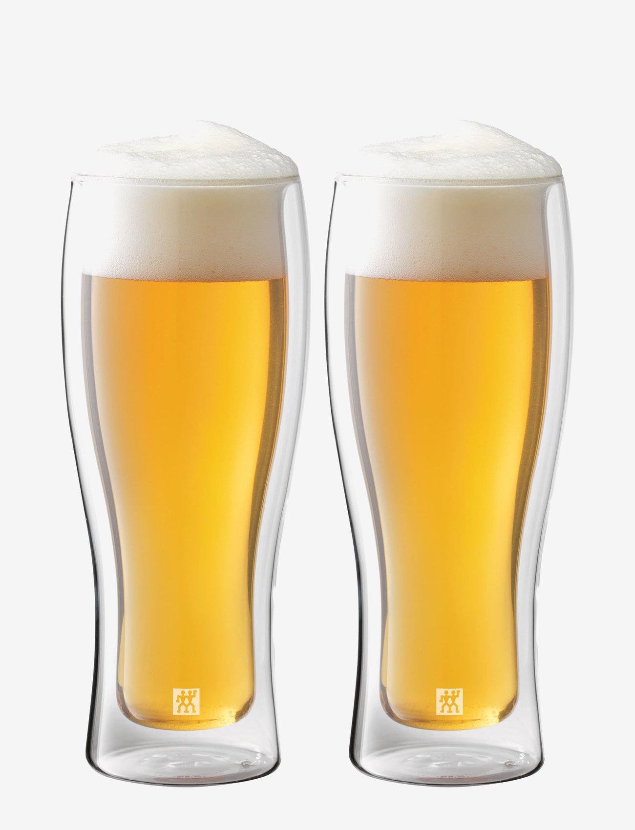 Zwilling - Beer glass set - Ølglass - transparent - 1