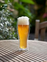 Zwilling - Beer glass set - Ølglass - transparent - 3