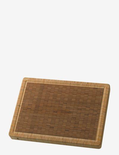 Cutting board - skjærebrett - brown
